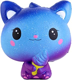 Best galaxy cat squishy Reviews