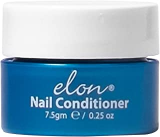 Elon Lanolin-Rich Nail Conditioner | Strengthens Nails & Protects Cuticles | Recommended by Dermatologists & Podiatrists (7.5g jar)