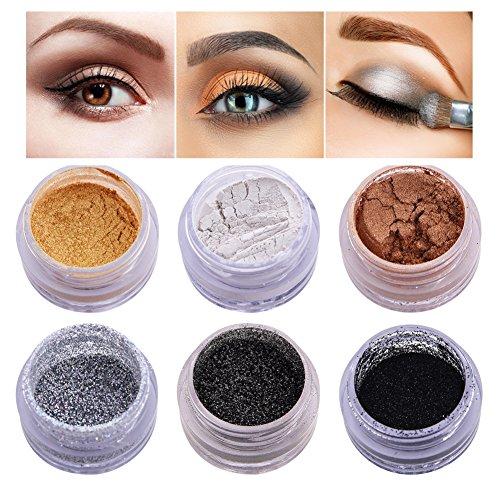 Etosell Scintillant Poudre Brillant Scintillement La Mariée Maquillage Beauté Ongles de Beauté Highlight Poudre