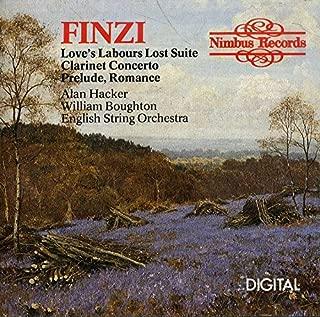 Best finzi prelude clarinet Reviews