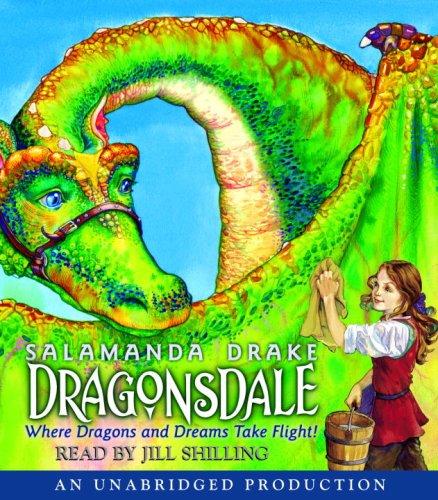 『Dragonsdale』のカバーアート