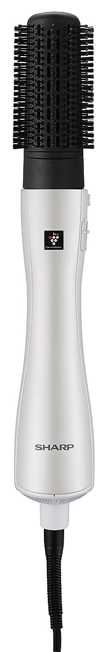 花嫁状命題シャープ カールドライヤー プラズマクラスター搭載 ホワイト IB-CB58-W
