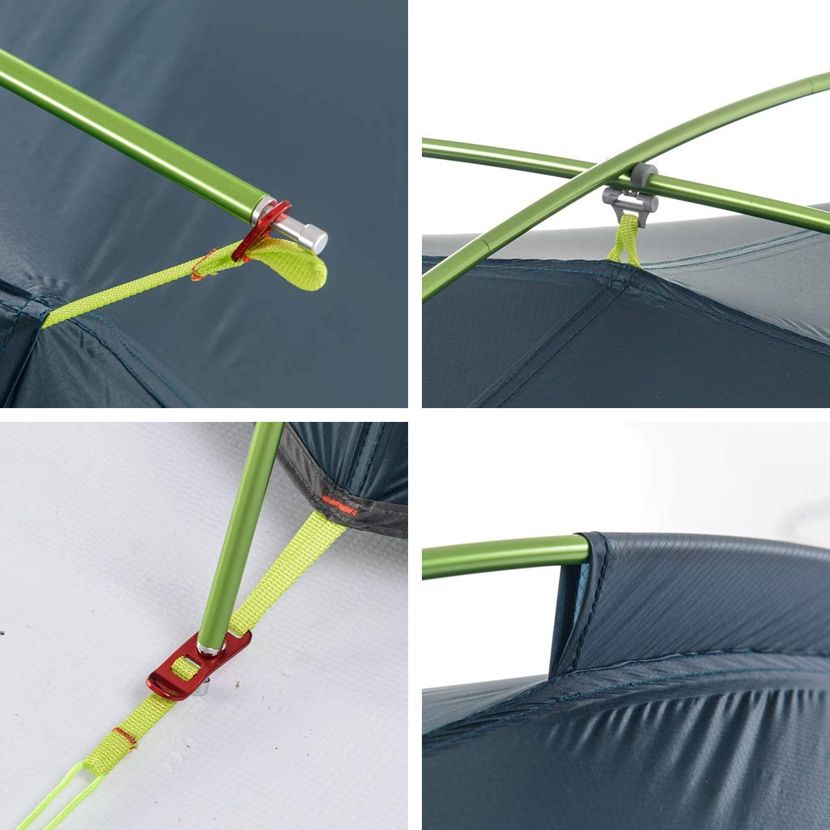 Naturehike Taga 2 Person Lightweight Backpacking Tent Outdoor Camping Tent