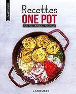 Recettes one pot de Pauline Dubois