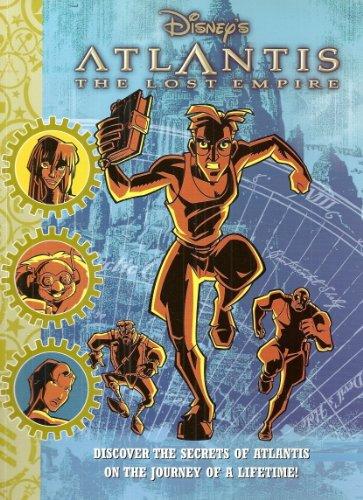 Atlantis: The Lost Empires: Disney Album (My World)