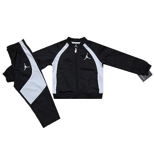 d3c2cdc272b4f4 Jordan Nike Air Boys  Jacket Tracksuit Pants Outfit Track Set