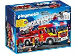 Playmobil City Action Ladder Unit with Lights and Sound vehículo de juguete - Vehículos de juguete (Multicolor, 5 año(s), 10 año(s), 130 mm, 390 mm, 170 mm)