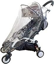 Stroller Rain Cover, Weather Shield for Babyzen YOYO/YOYO+ Strollers (2019 Upgraded Version)