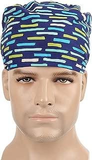 Unisex Scrub Hat Bouffant Scrub Cap One Size Multi Color