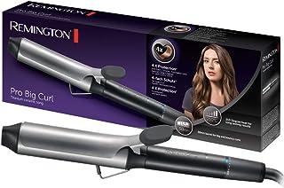 comprar comparacion Remington Pro Big Curl CI5538 - Rizador de Pelo, Cerámica y Titanio, Pinza de Pelo de 38 mm, Negro