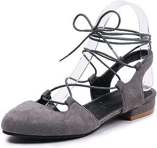 BalaMasa Womens ASL06527 Pu Block Heels