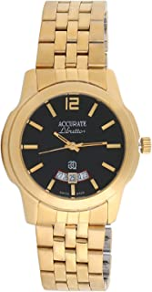 Accurate Casual Watch Analog for Men, Stainless Steel, AMQ1890T