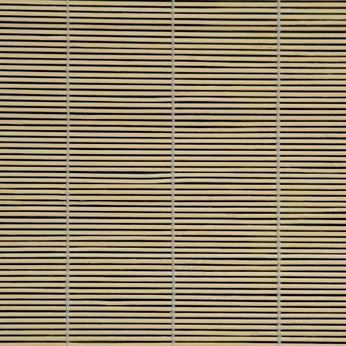 Good Life Bambusrollo Seitenzug Fenster Rollos Raffrollo Holzrollo Natur Sichtschutz Länge 160 cm Breite 60-160 cm (140 x 160 cm)