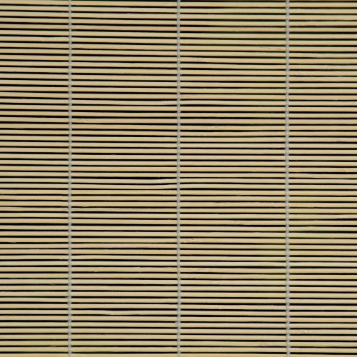 Liedeco Bambus-Rollo 90 x 240 cm, Natur