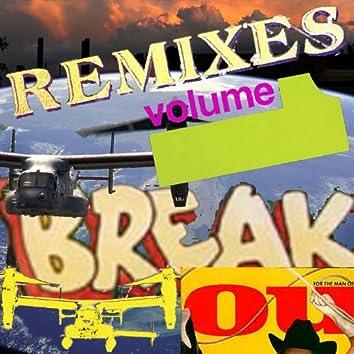 Break You REMIXES VOL 1