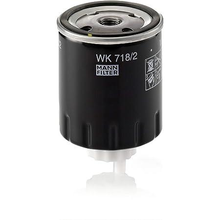 Original Mann Filter Kraftstofffilter Wk 718 2 Für Pkw Auto