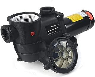 2HP Inground Pool Pump 220/110 Dual Volt 1 Phase