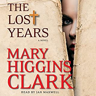 The Lost Years audiobook cover art