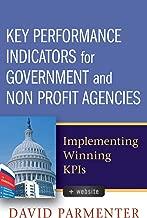 key performance indicators government
