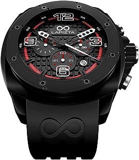 ORYX Racing Watch from LAPIZTA. Men's Chronograph Oversized Watch 48mm.