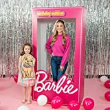 Shindigz 6 ft. 4 in. Barbie Adult Size Doll Box Photo Op