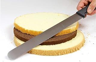 Cuchillo para tartas Sierra 31cm, mango de plástico