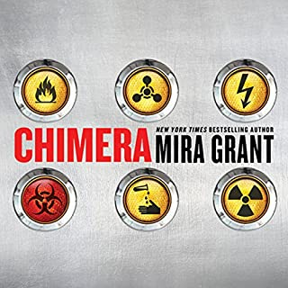 Chimera audiobook cover art