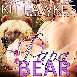 Papa Bear audiobook cover art