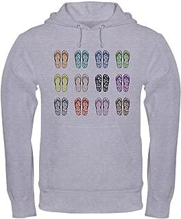 CafePress Flippin' Flops Pullover Hoodie, Hooded Sweatshirt