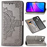 TenYll Flip Case For LG K40s,PU Leather Flip Cover Material