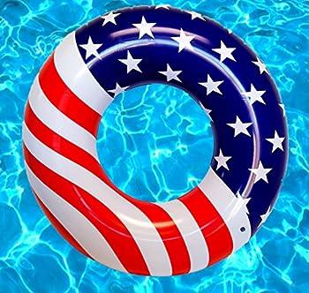 american flag pool float 2