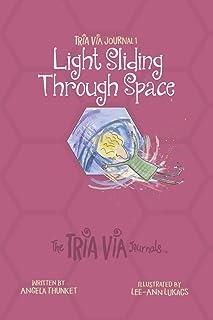 TRIA VIA Journal 1: Light Sliding Through Space
