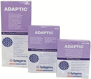 ADAPTIC Non-Adhering Dressing, DRS Non-Adh Strl 3 X 8 - Box of 24