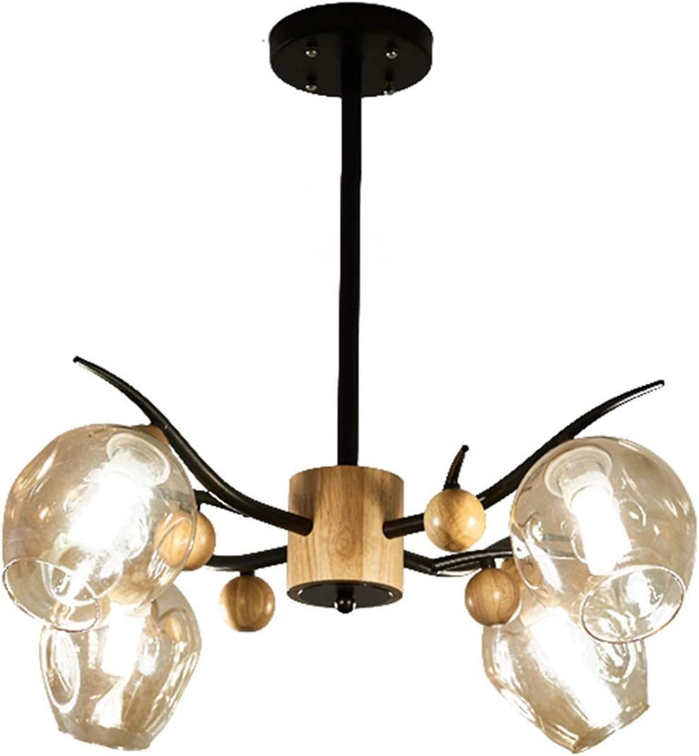 Living Room Glass Chandeliers Vintage Light Ligh shopping Pendant Limited Special Price