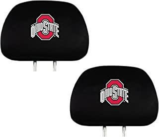 Headrest Cover Official National Collegiate Athletic Association Fan Shop Authentic NCAA Show School Pride Everywhere You Drive
