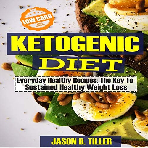 Ketogenic Diet Everyday Healthy Recipes Titelbild