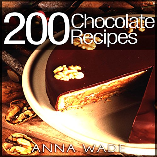 200 Chocolate Recipes Titelbild