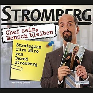 Chef sein, Mensch bleiben. Strategien fürs Büro von Bernd Stromberg Titelbild