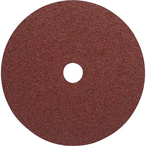 Sale!! Norton 10693 7-Inch by 7/8-Inch 16 Grit Fiber Disc (25 pack)
