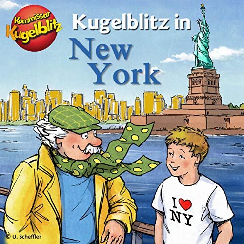 Kugelblitz in New York Titelbild