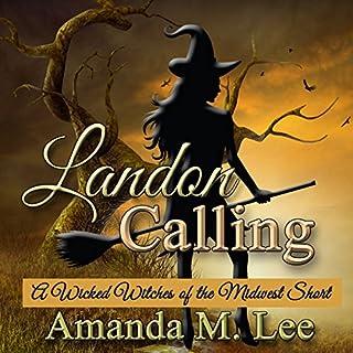 Landon Calling audiobook cover art
