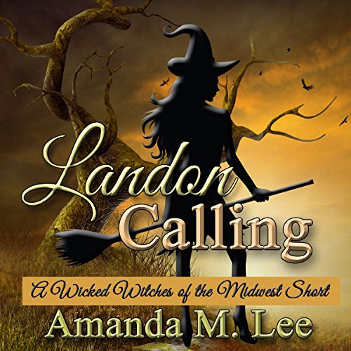 Landon Calling audiobook cover art