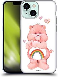 Head Case Designs Officieel Gelicentieerd Care Bears Cheer Classic Soft Gel Case compatibel met Apple iPhone 13 Mini