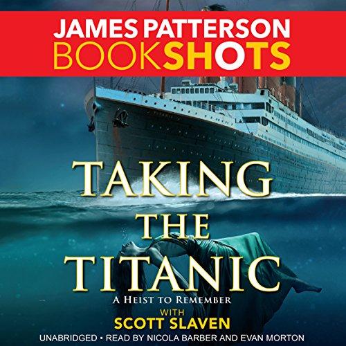 Page de couverture de Taking the Titanic