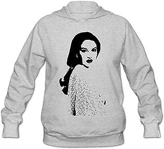Women Shailene Silhouette Hoodies 100% Cotton
