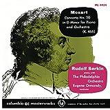 Mozart: Piano Concerto No. 20 in D Minor, K. 466 & Piano Concerto No. 22 in E-Flat Major, K. 482