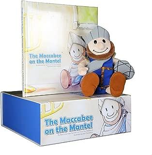 Maccabee on the Mantel Book and Plush Gift Box Set
