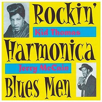 Rockin' Harmonica Blues Men