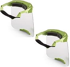 Protetor Facial Máscara Face Shield Kit Com 2 Unidades