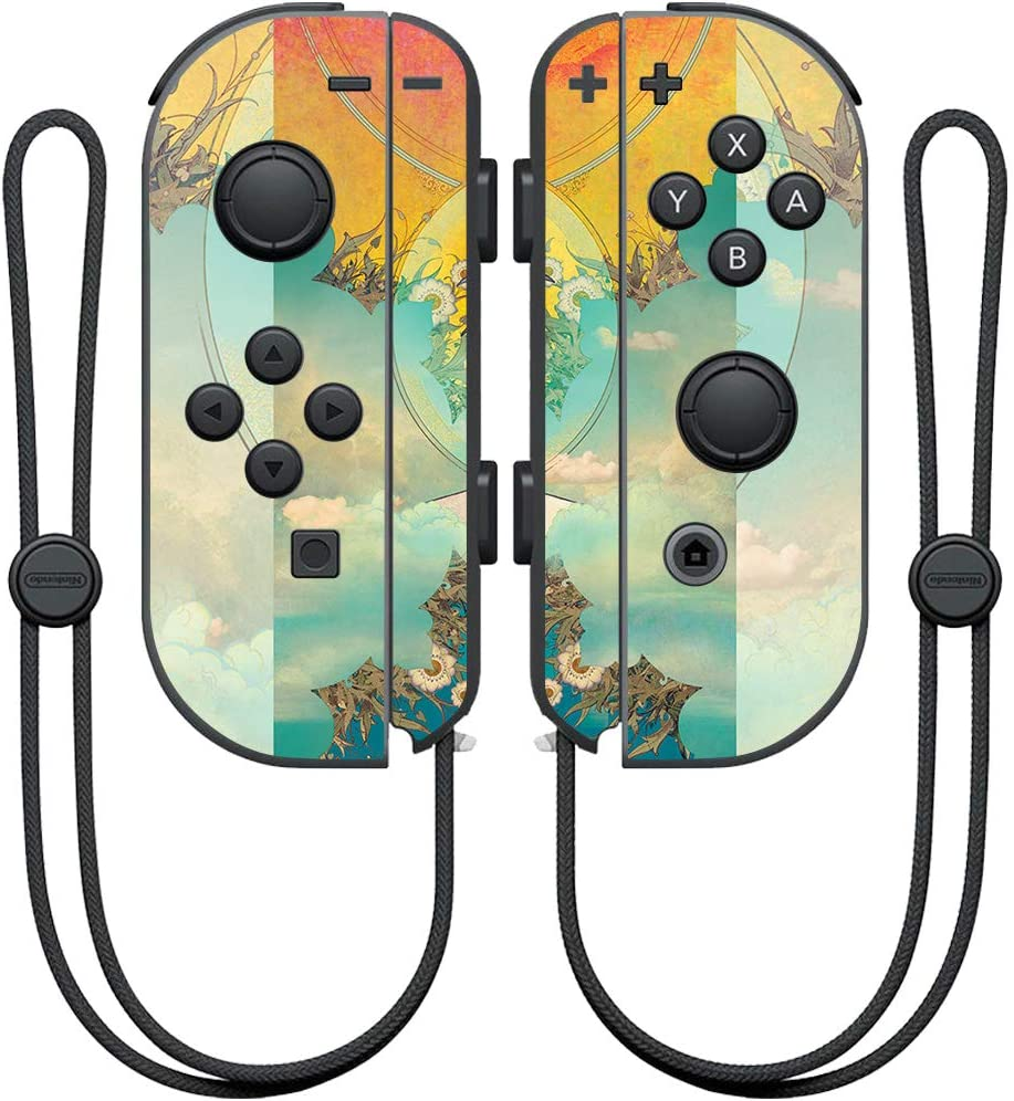 MightySkins Skin Compatible Special Campaign with Nintendo D security Joy-Con - Controller